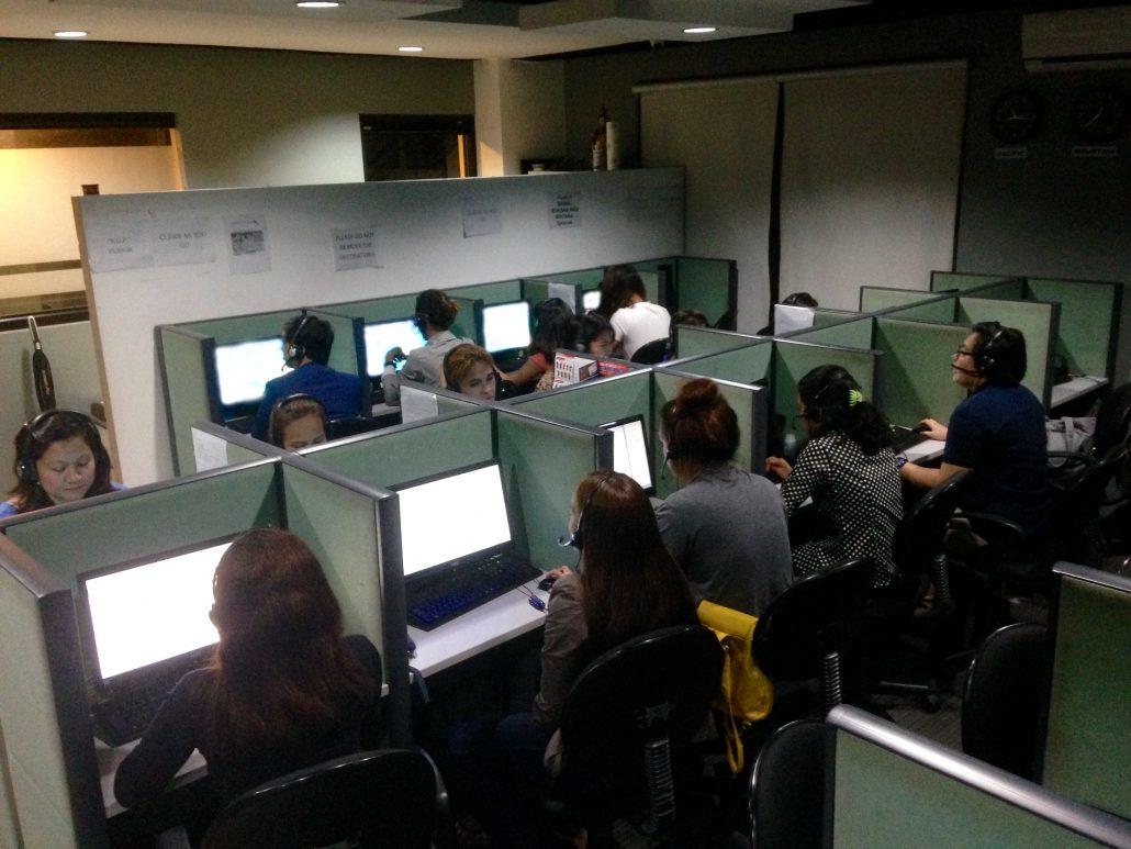 Juzz Telemarketing Call Centre